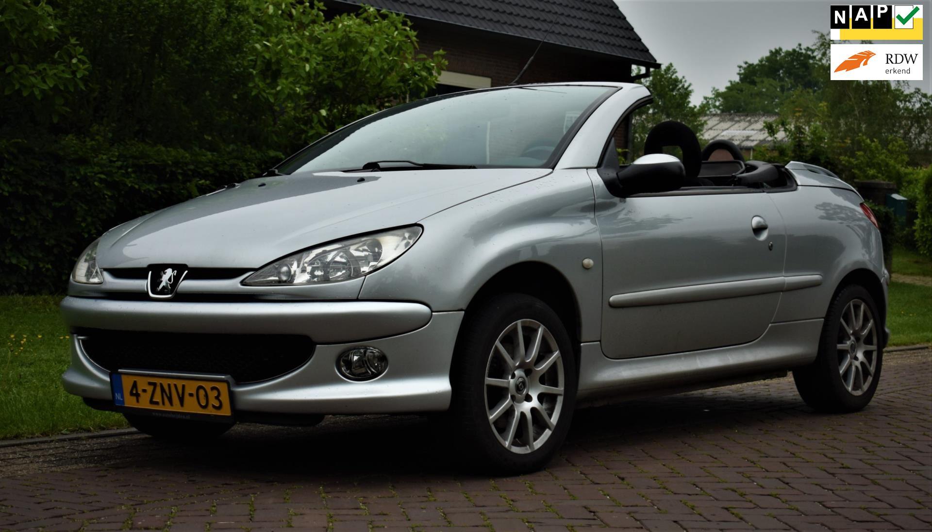 Peugeot 206 CC occasion - F. Klomp Auto's