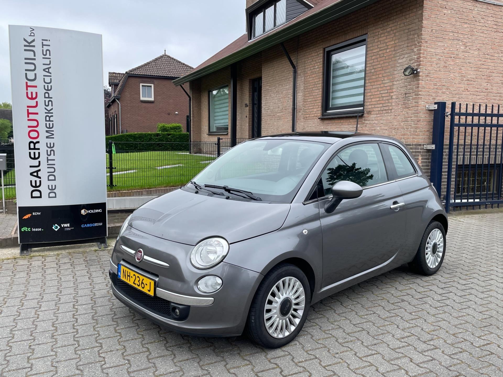 Fiat 500 occasion - Dealer Outlet Cuijk b.v.