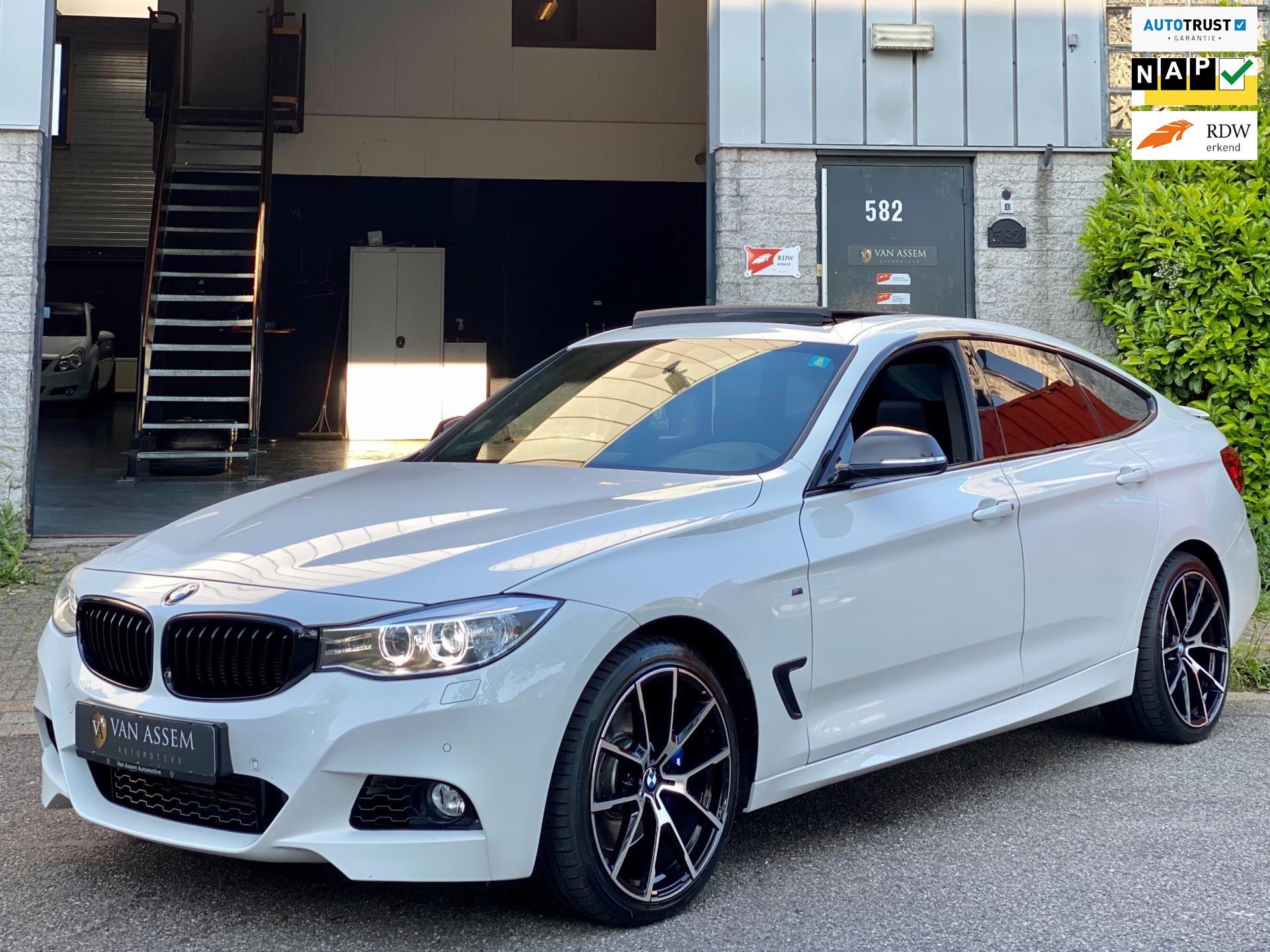 BMW 3-serie Gran Turismo occasion - Van Assem Automotive
