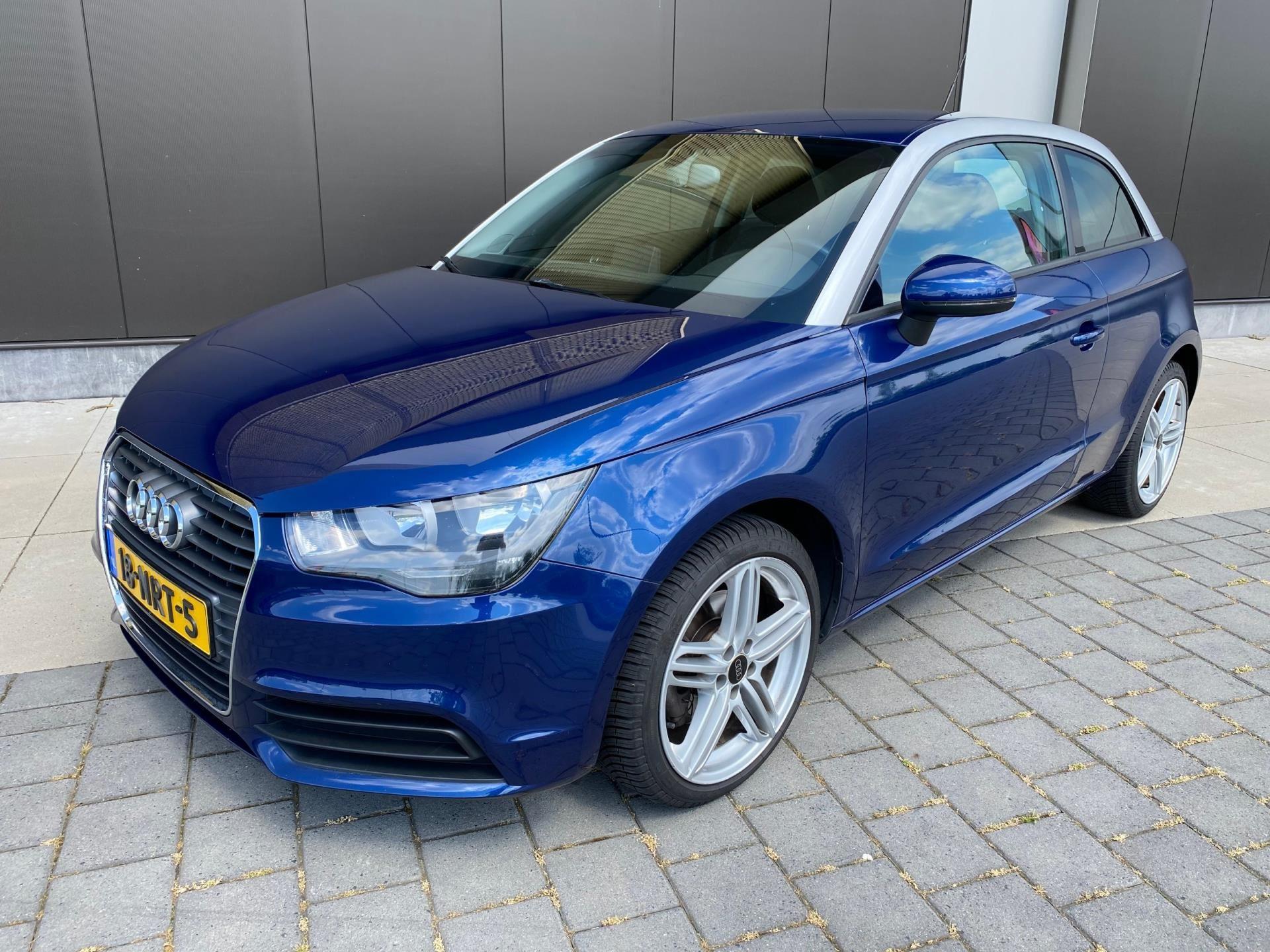 Audi A1 occasion - Zwaard Auto's