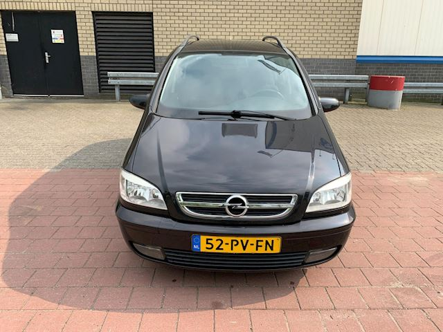 Opel Zafira 2.0-16V DTi Maxx
