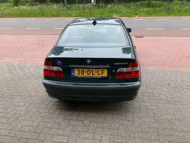 BMW 3-serie 320d Executive