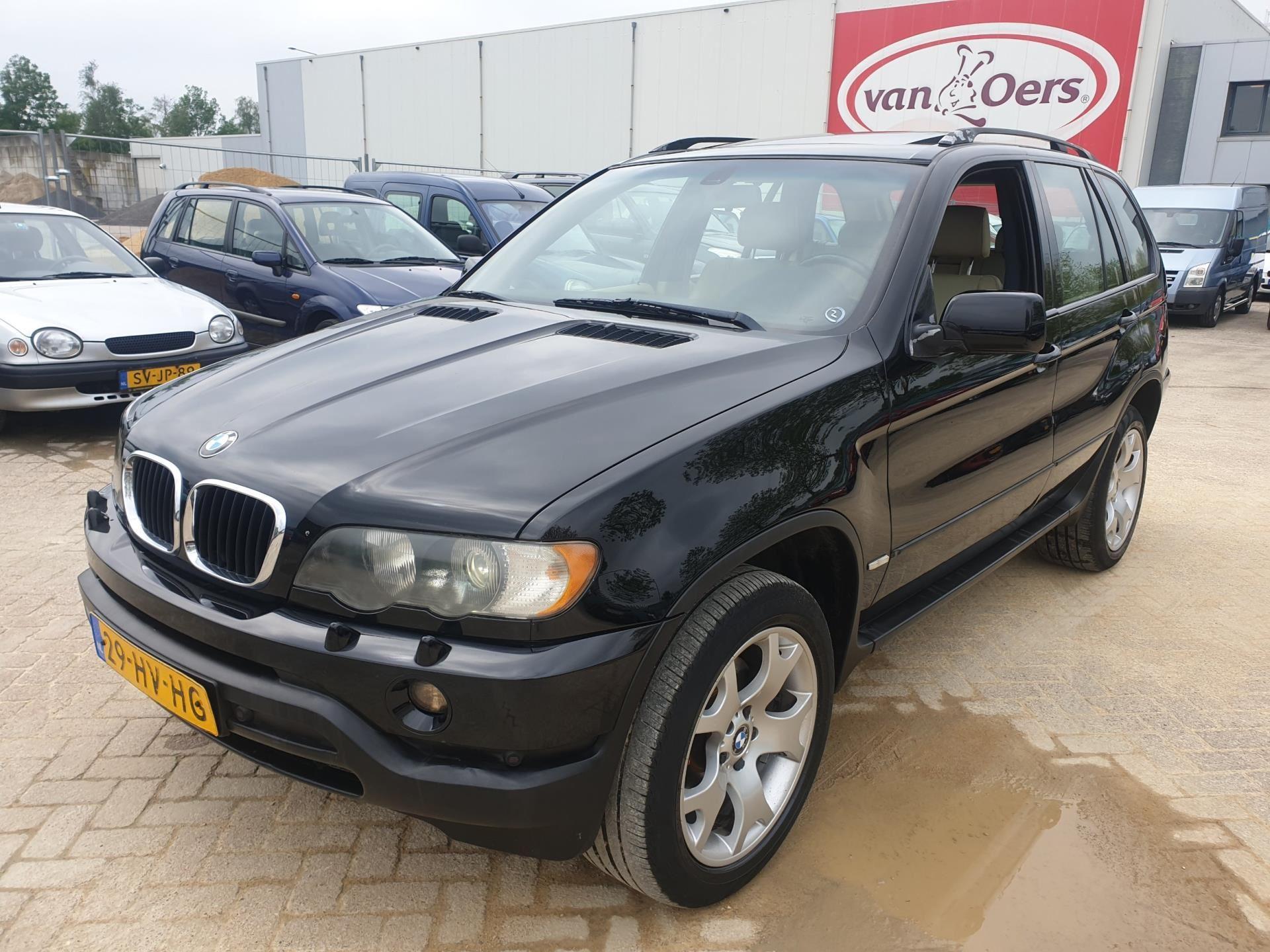 BMW X5 occasion - A2 Auto's