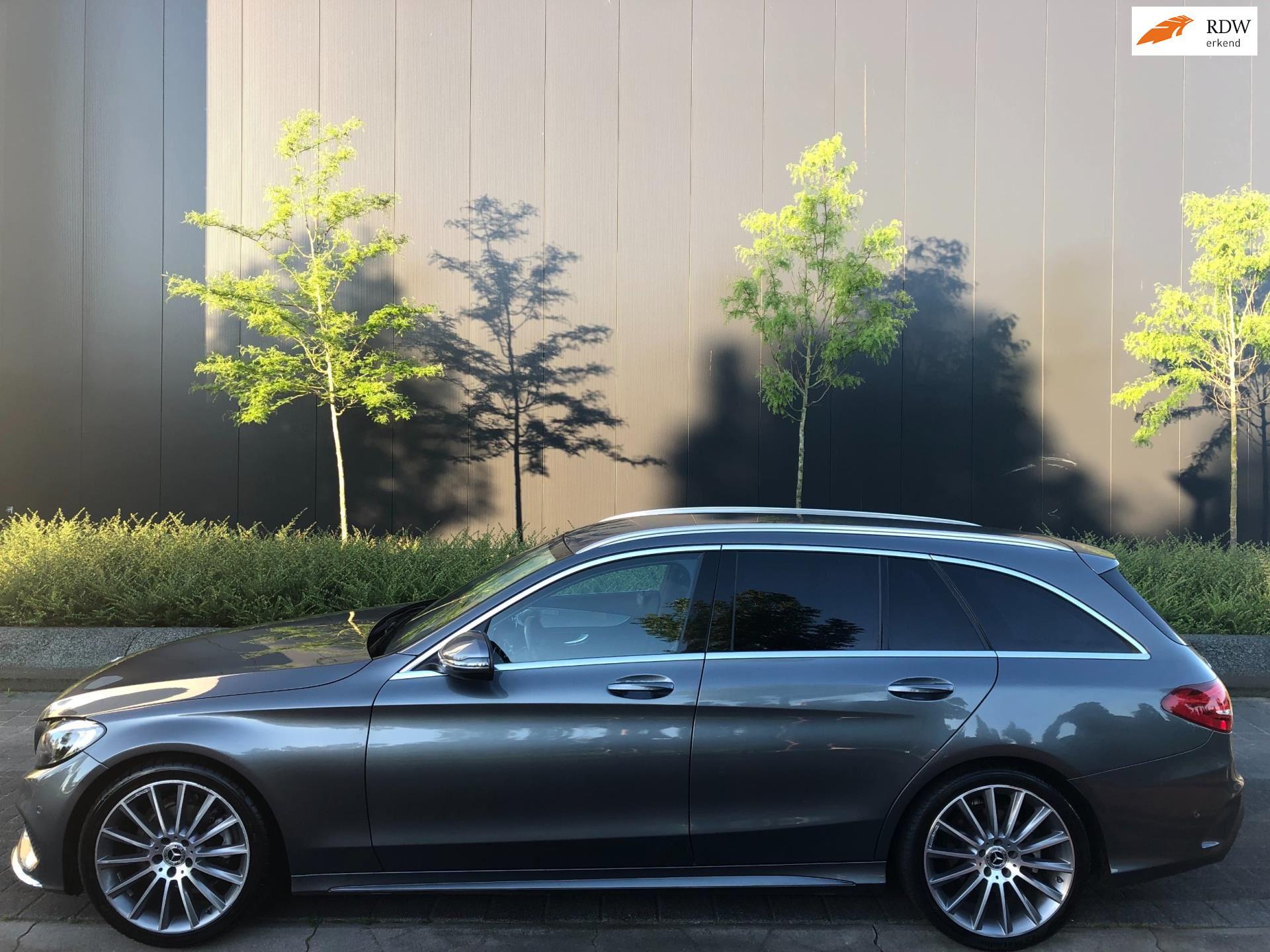 Mercedes-Benz C-klasse Estate occasion - EHD Automotive
