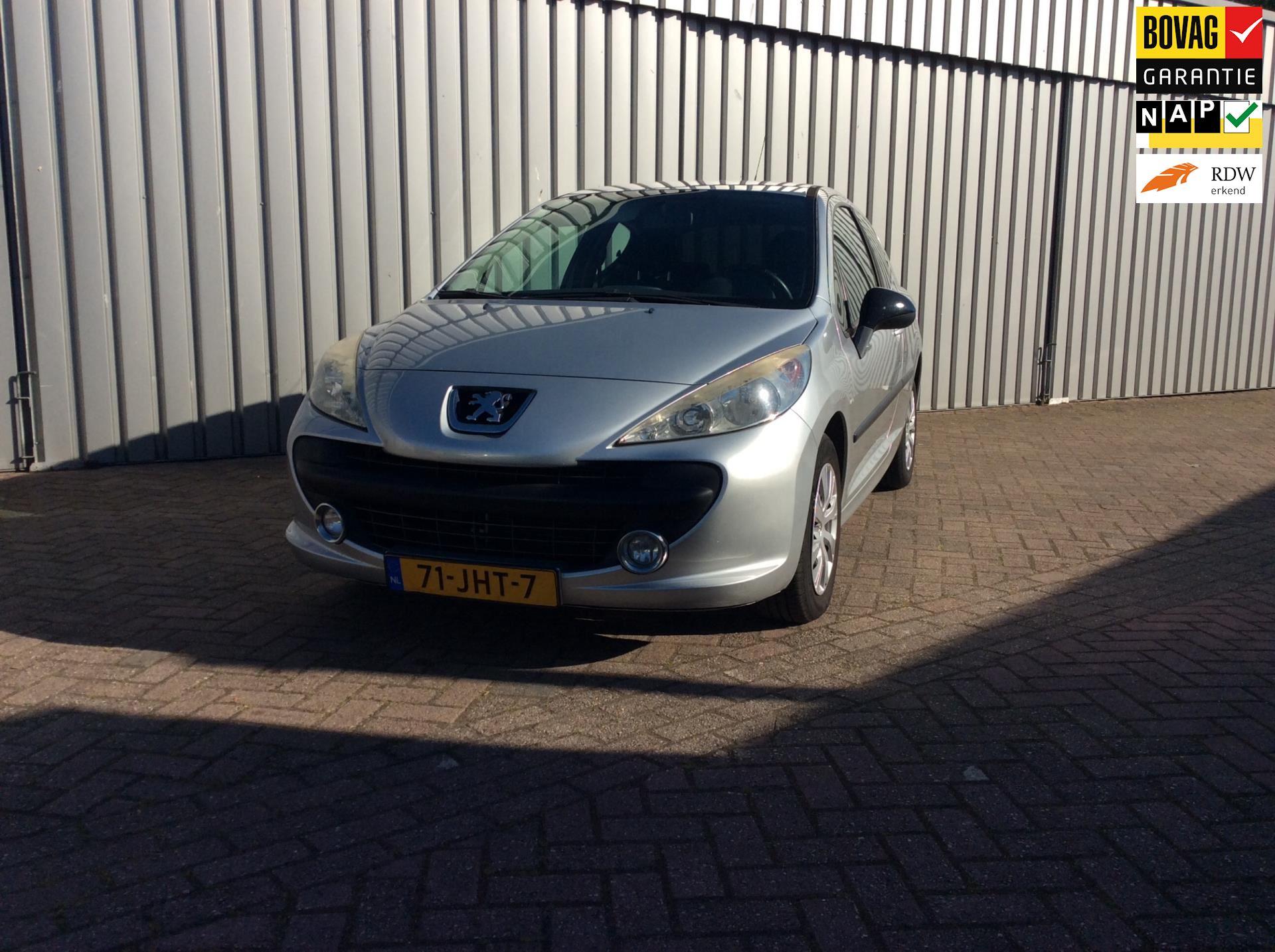Peugeot 207 occasion - Auto van Beek