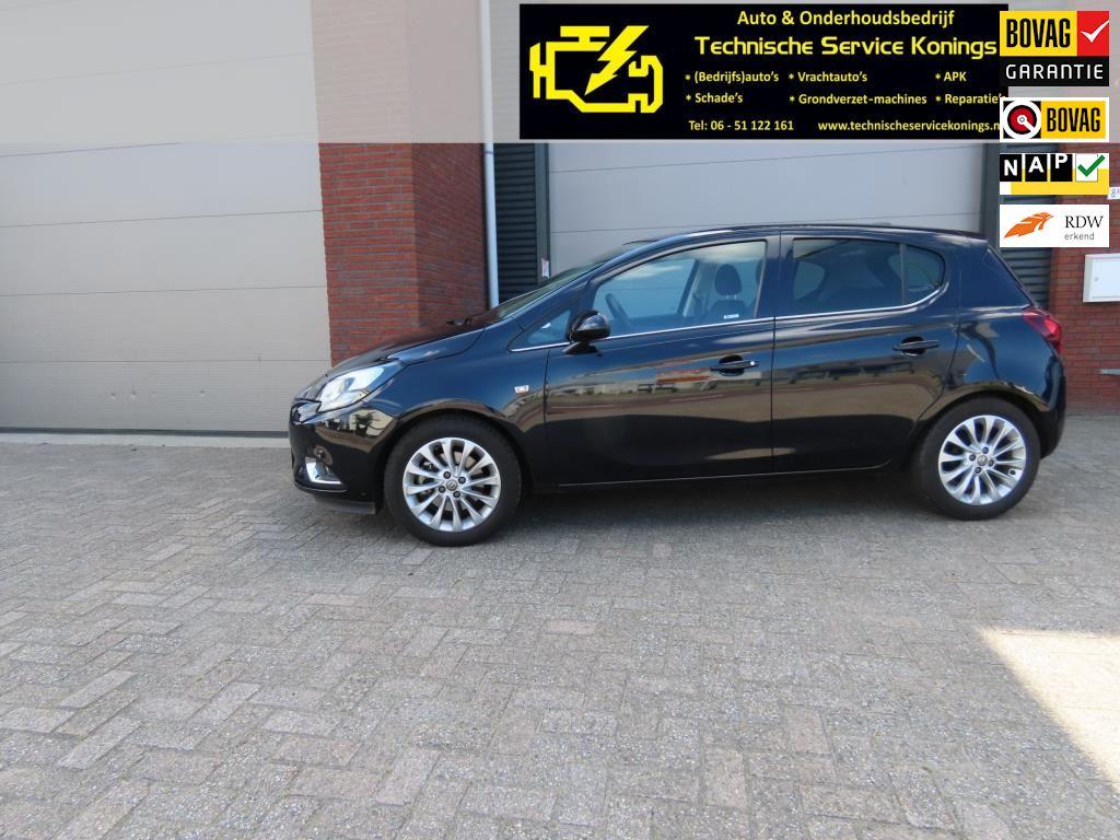 Opel Corsa occasion - Autobedrijf Konings