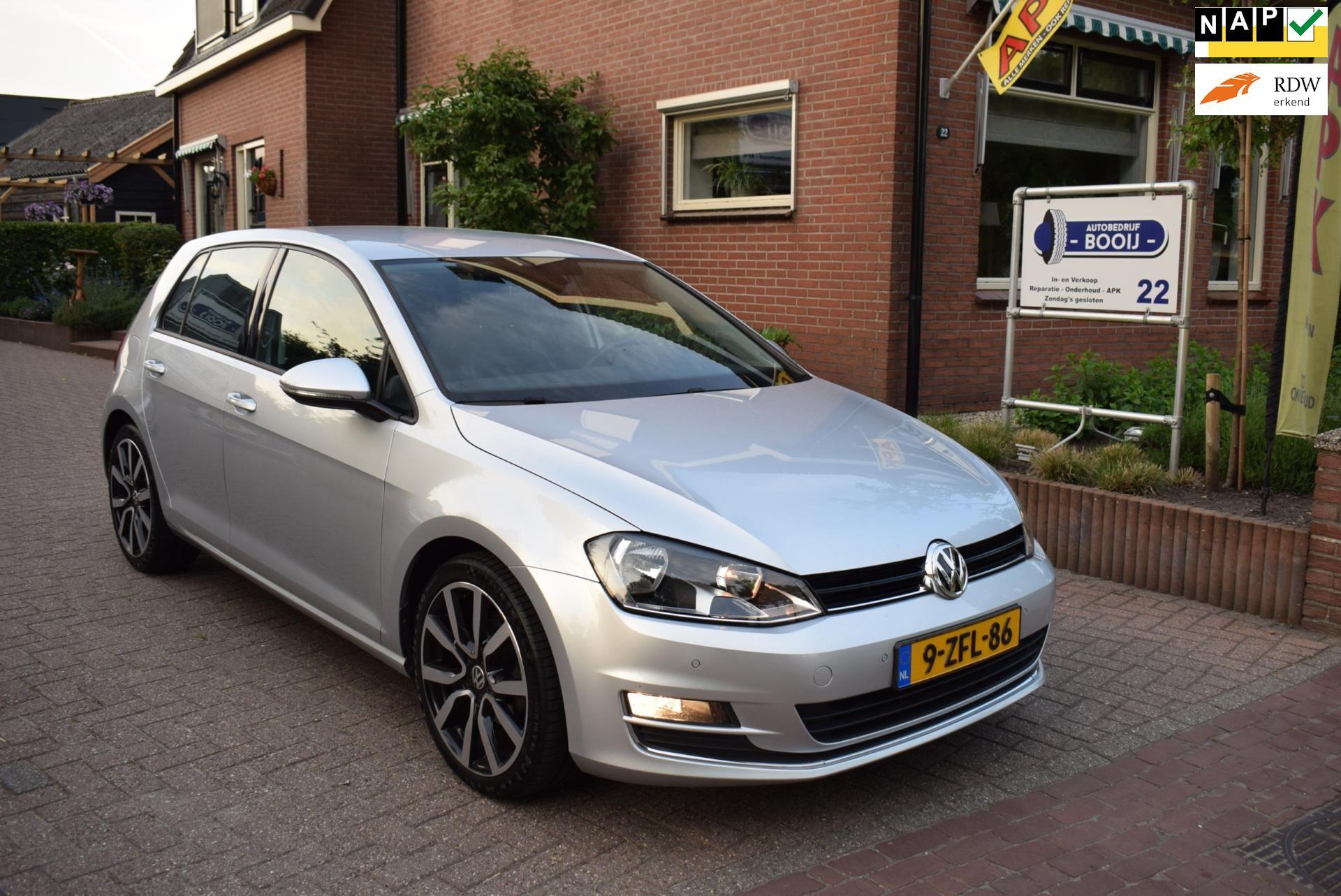Volkswagen Golf occasion - Autobedrijf Booij