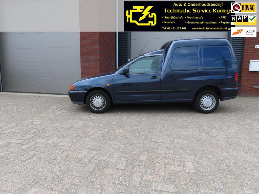 Volkswagen Caddy occasion - Autobedrijf Konings