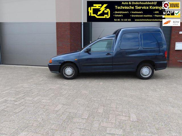 Volkswagen Caddy 1.9 SDI Baseline
