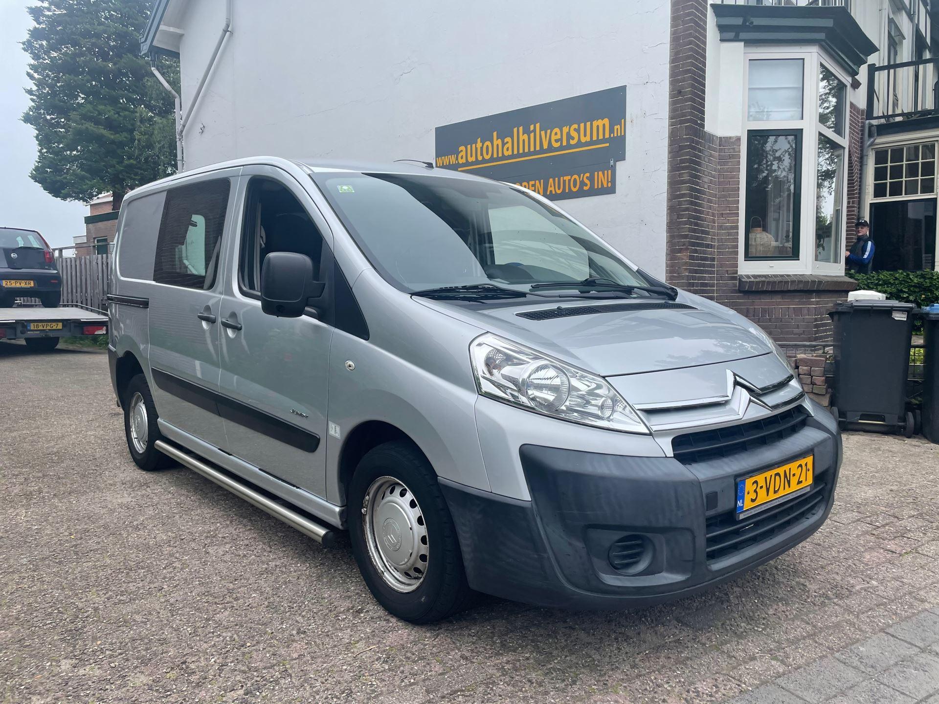 Citroen Jumpy occasion - Autohal Hilversum