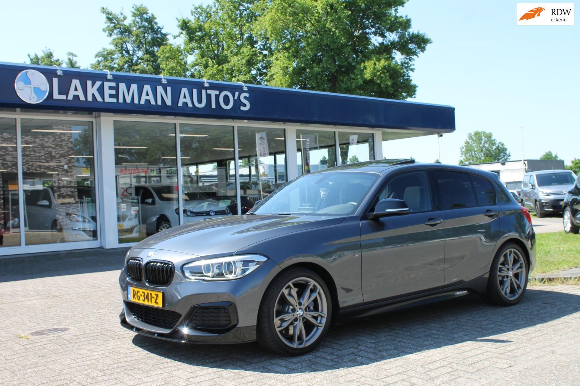 BMW 1-serie occasion - Lakeman auto's Almere B.V.
