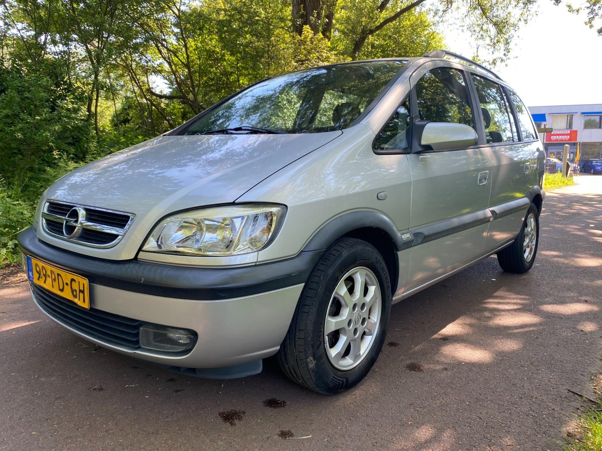 Opel Zafira occasion - BVM Auto's