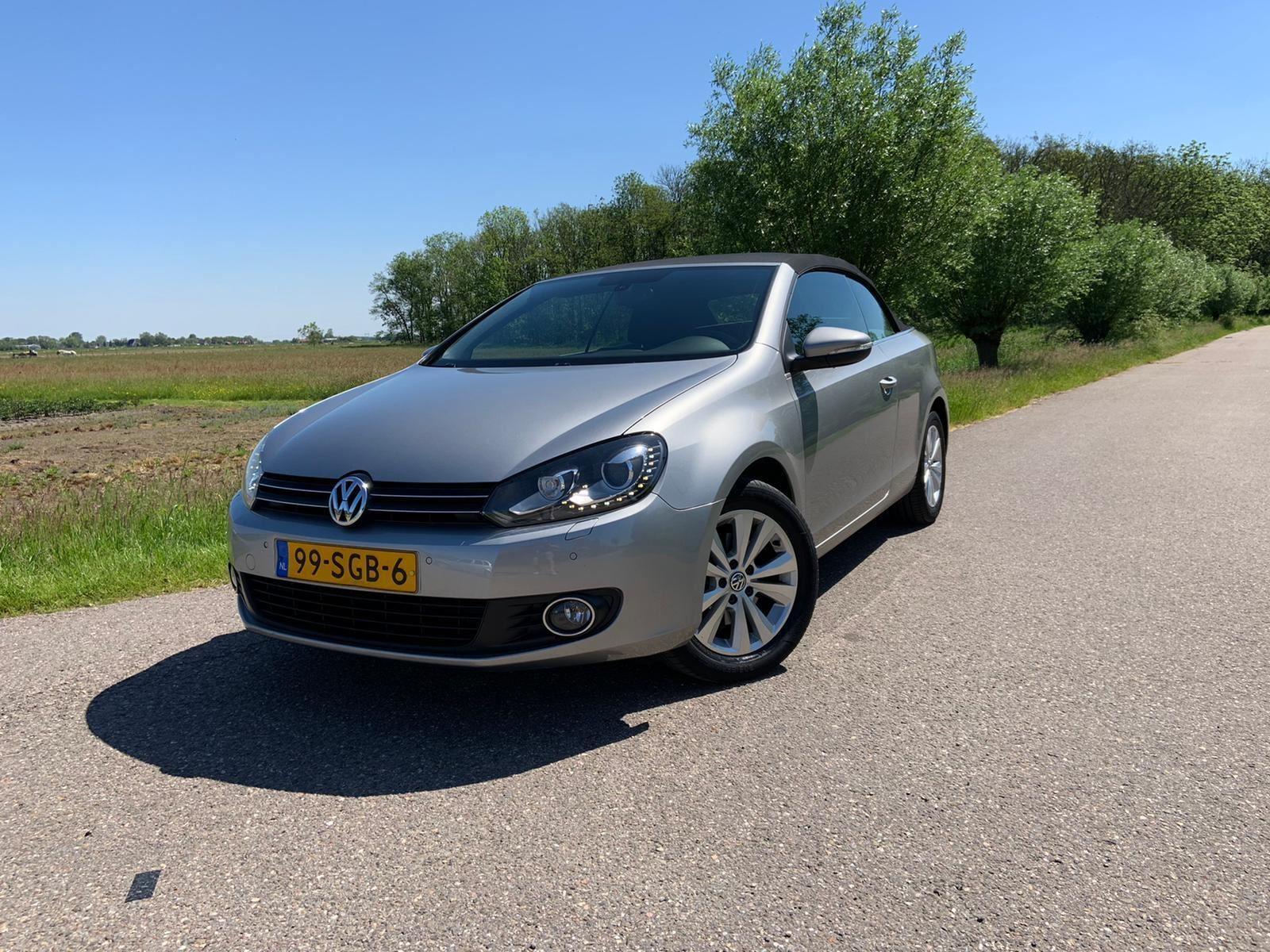 Volkswagen Golf Cabriolet occasion - Favoriet Occasions