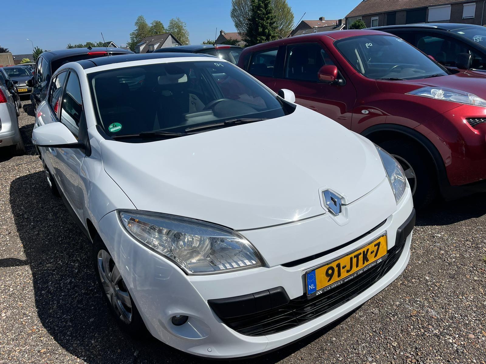 Renault Mégane occasion - DDM Export B.V.