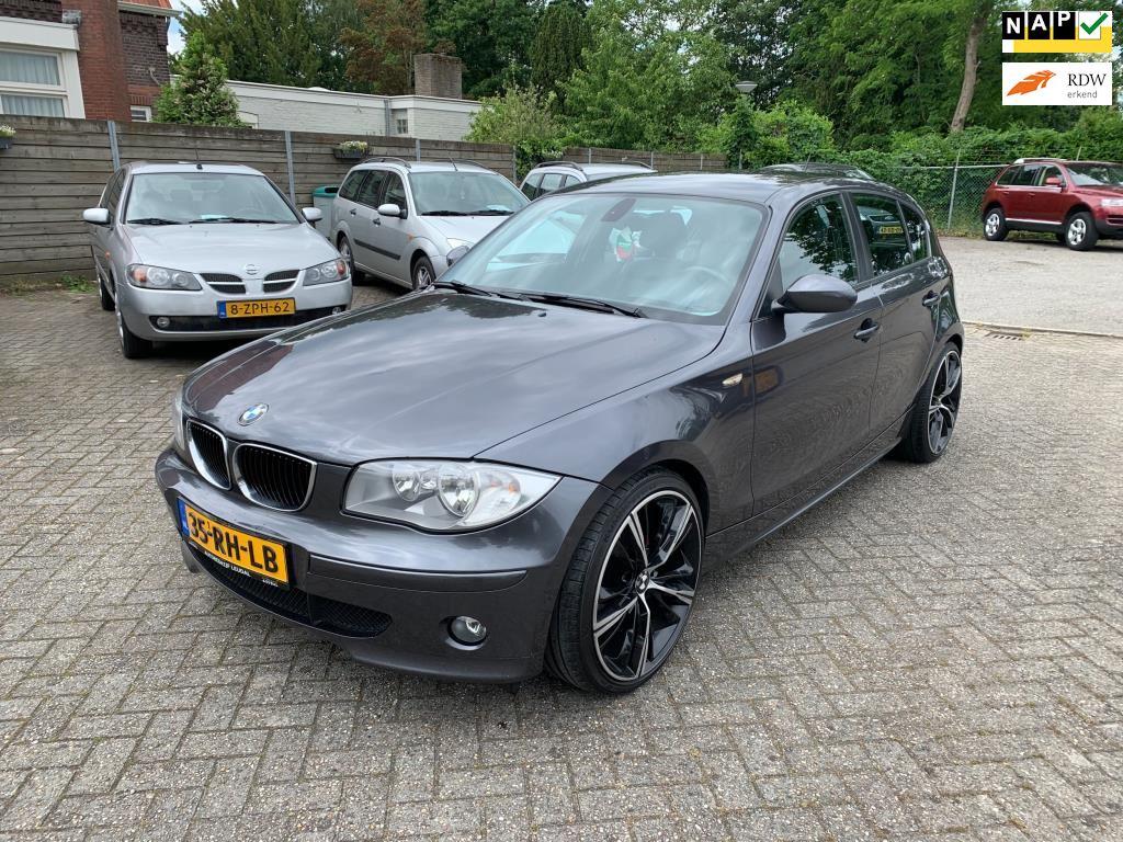 BMW 1-serie occasion - Autobedrijf Leudal