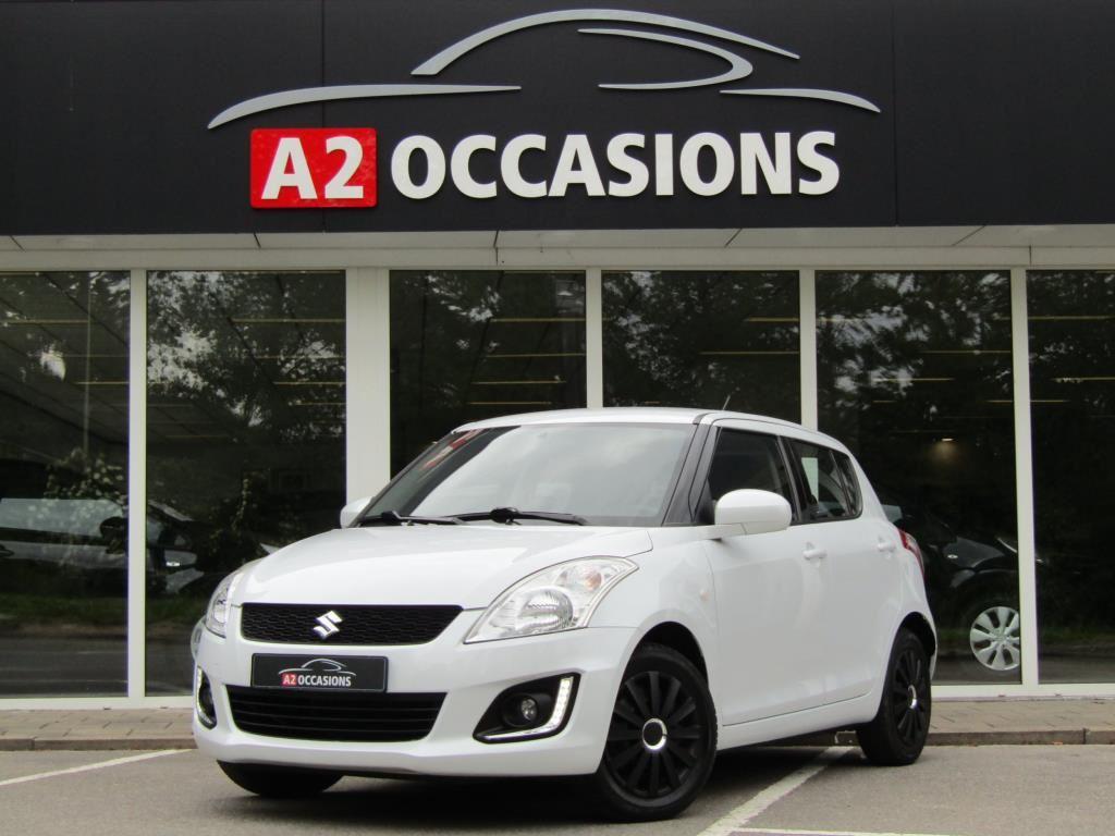 Suzuki Swift occasion - A2 Occasions