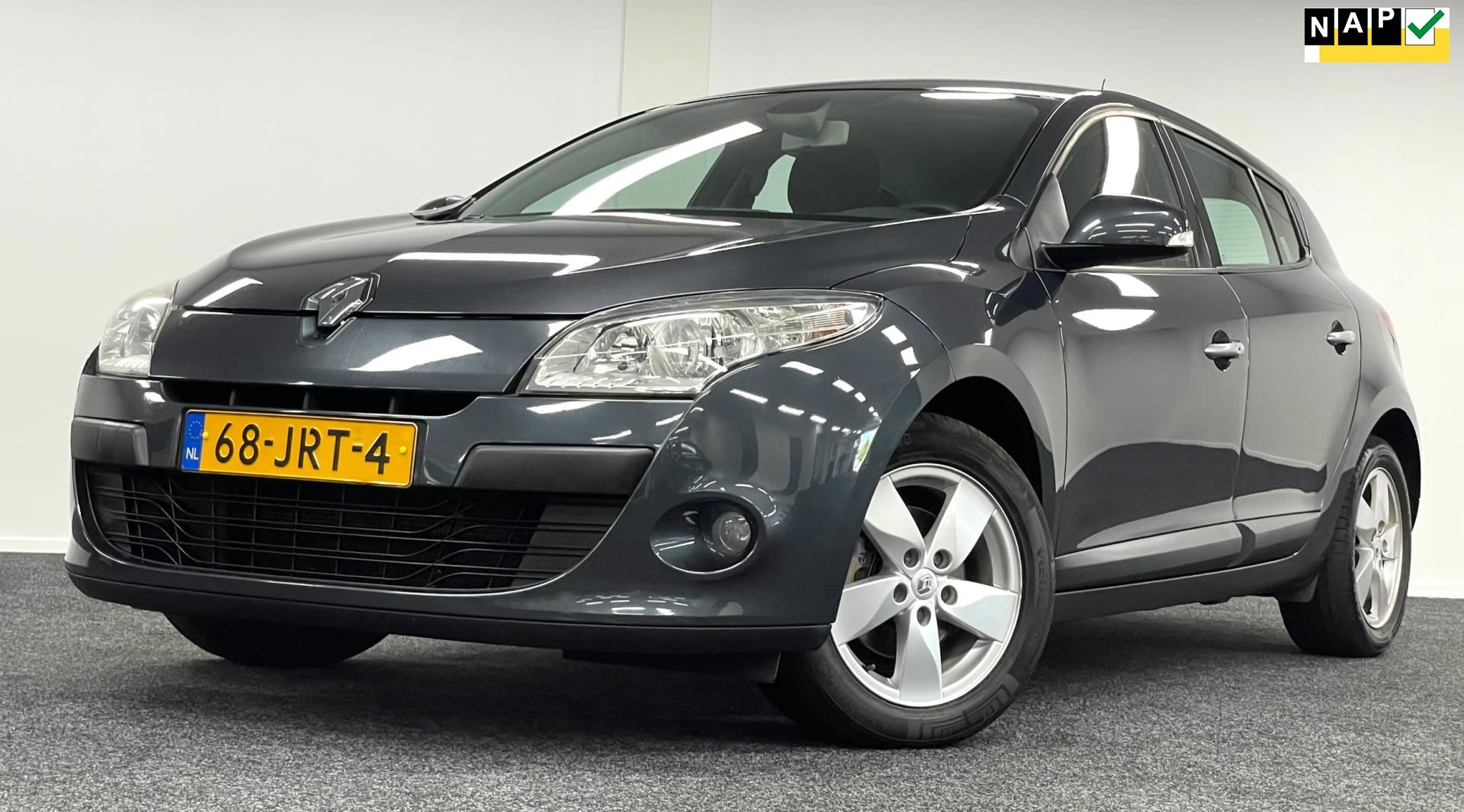 Renault Mégane occasion - Mink van den Brink Auto's