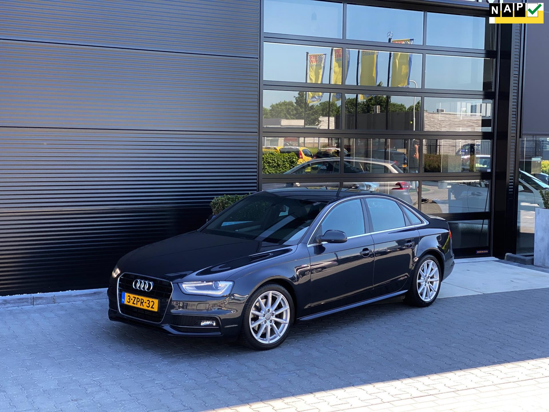 Audi A4 occasion - Pitstop Car Trading
