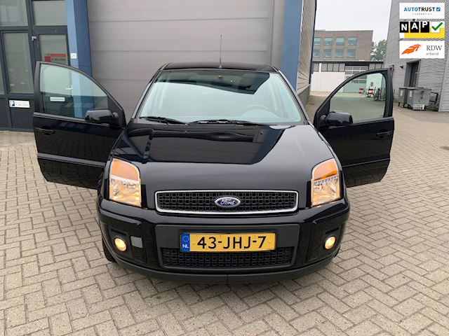 Ford Fusion 1.4-16V Futura I AIRCO I LM VELGEN I LAGE KM!!!!!!
