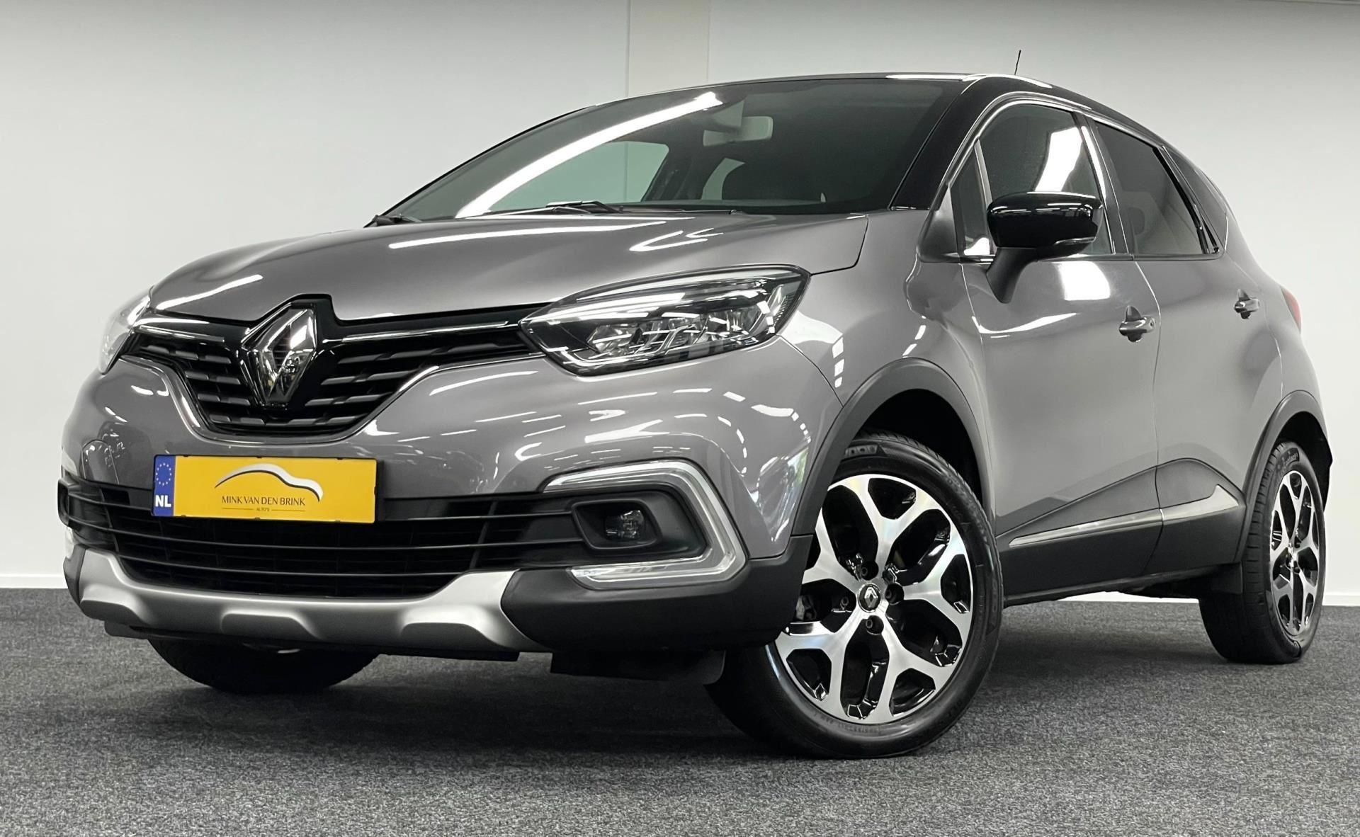 Renault Captur occasion - Mink van den Brink Auto's