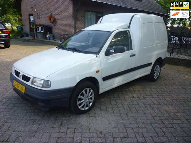 Seat Inca 1.4i Benzine  (nieuwe APK)