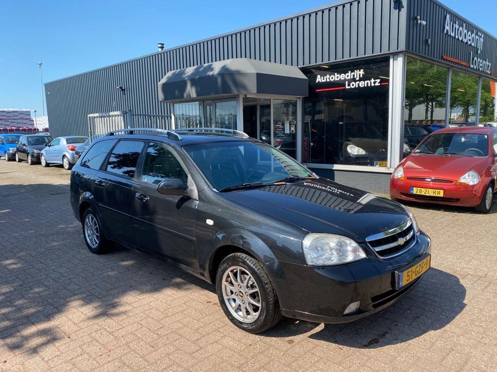 Chevrolet Nubira Station Wagon occasion - Autobedrijf Lorentz