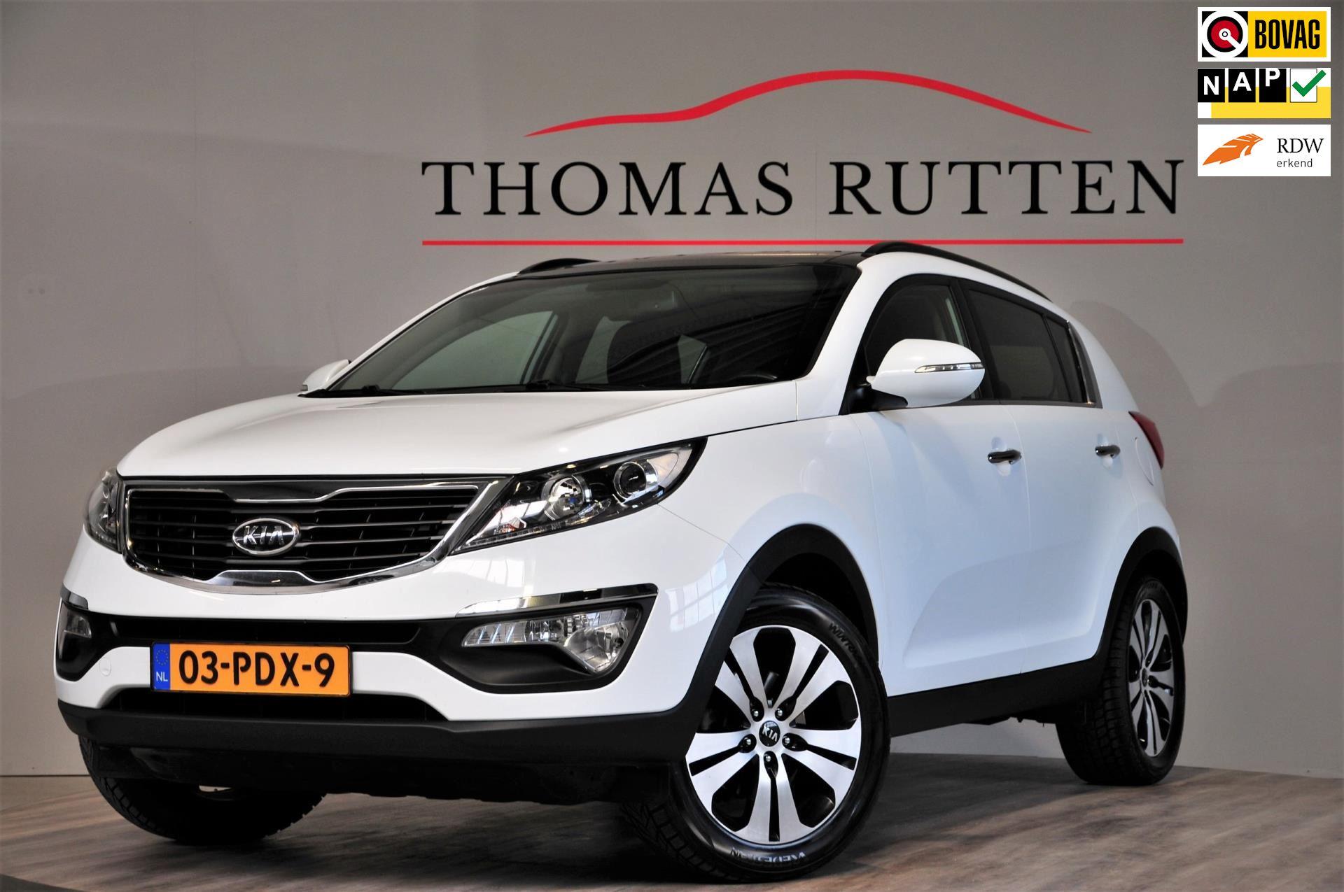 Kia Sportage occasion - Autobedrijf Thomas Rutten