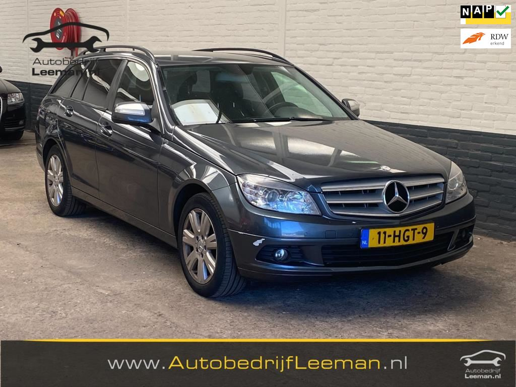 Mercedes-Benz C-klasse Estate occasion - Autobedrijf L. Leeman