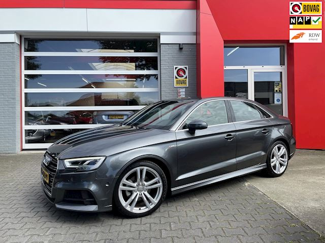 Audi A3 Limousine occasion - Autobedrijf Slots BV