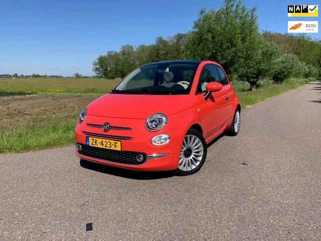Fiat 500 occasion - Favoriet Occasions