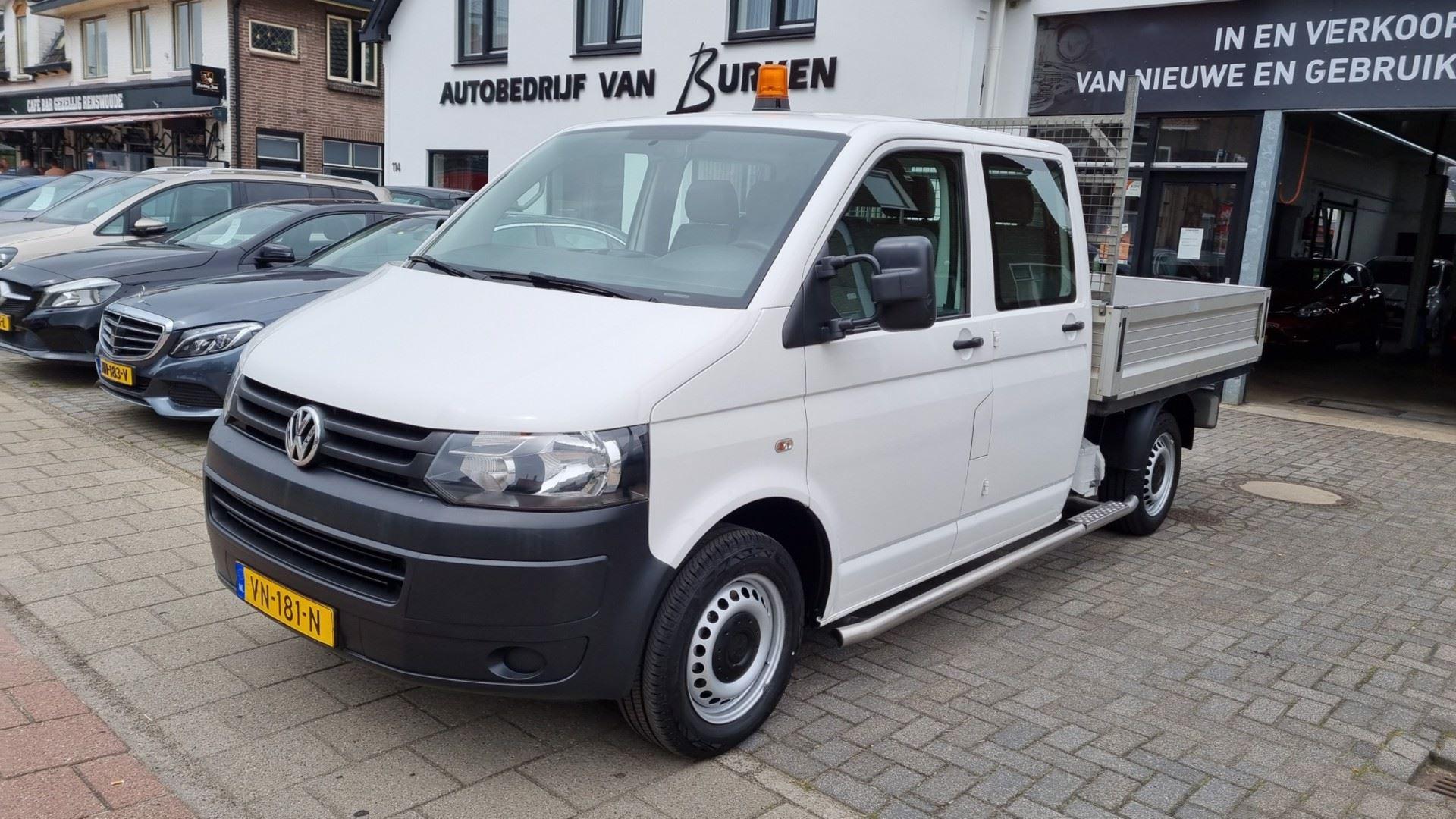 Volkswagen Transporter occasion - Autobedrijf van Burken