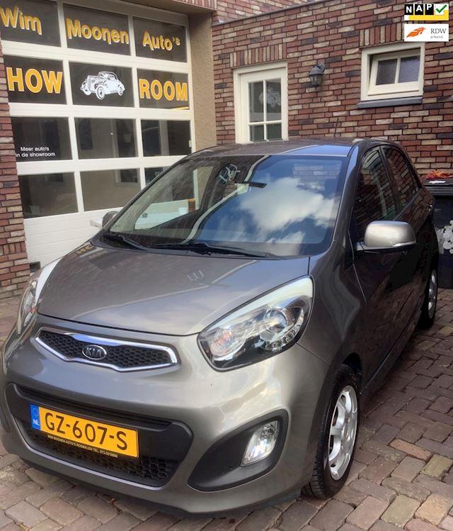 Kia Picanto occasion - Wim Moonen auto's