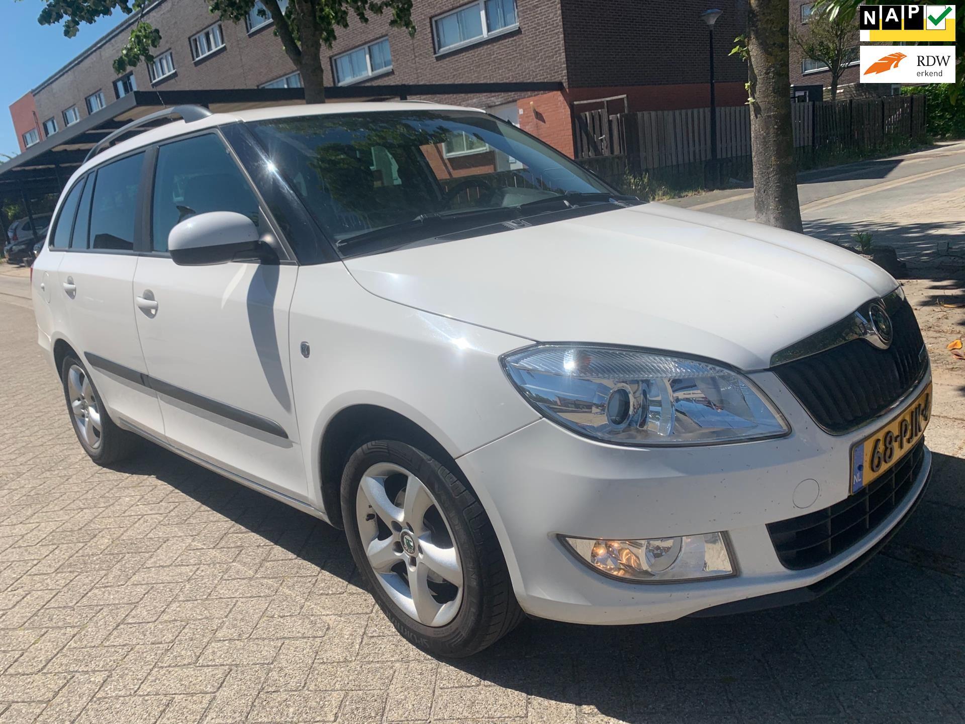 Skoda Fabia Combi occasion - Van der Made Auto's