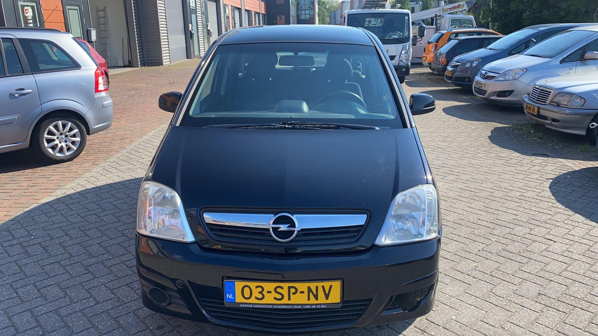 Opel Meriva occasion - S.K Automobielen