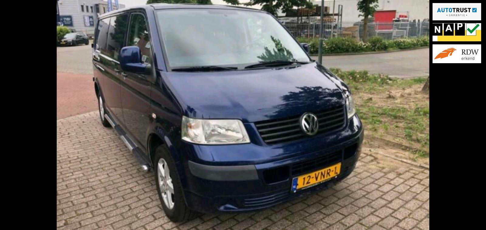 Volkswagen Transporter occasion - Andreas Auto's