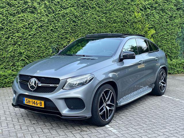 Mercedes-Benz GLE-klasse Coupé 43 AMG 4MATIC Panorama Harman/Kardon Camera
