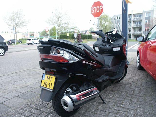Suzuki Scooter 400A Burgman
