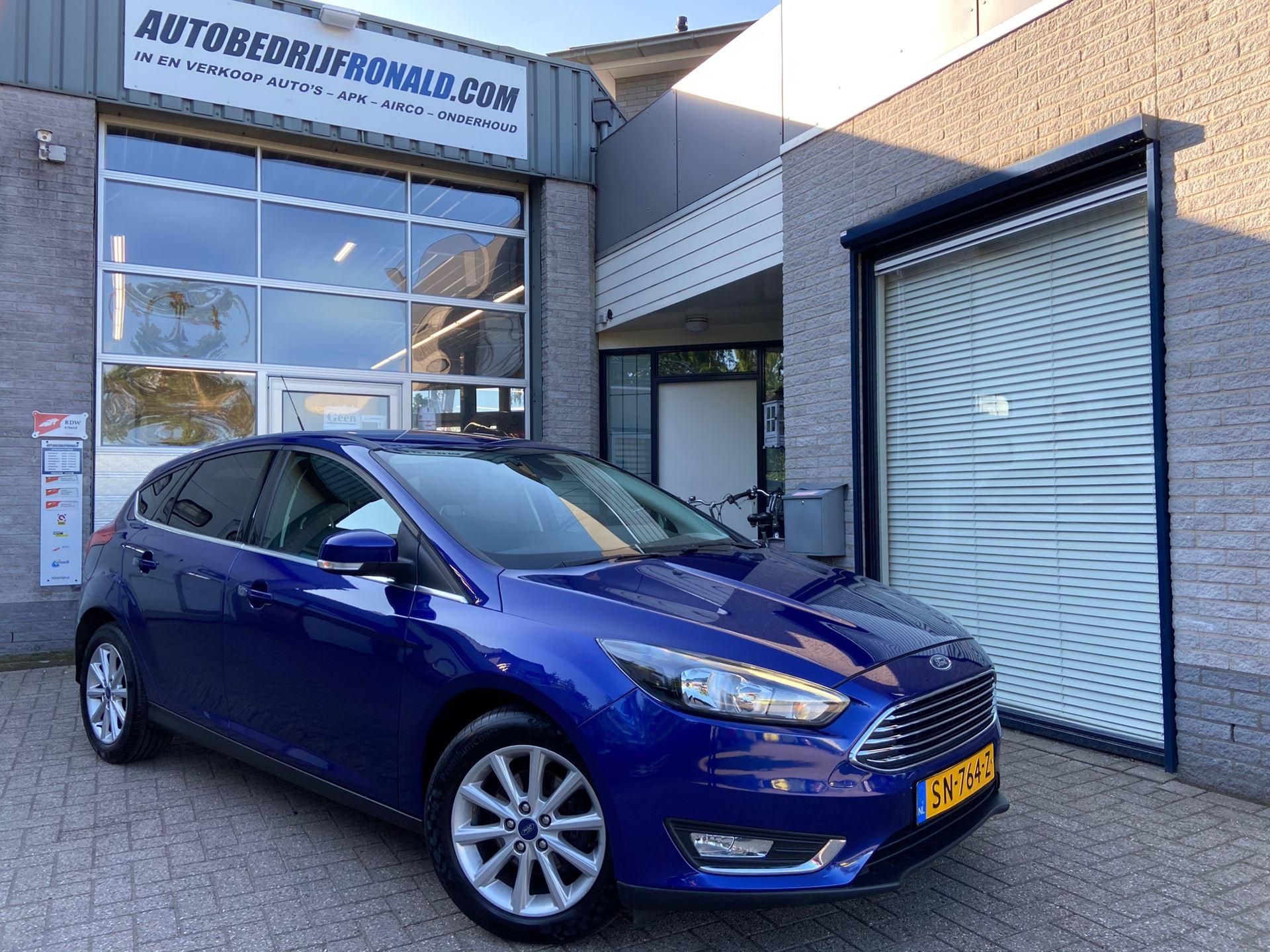 Ford Focus occasion - Autobedrijf Ronald
