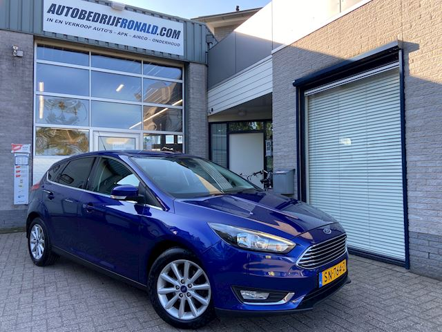 Ford Focus 1.0 Lease Edition 125Pk/NL.Auto/Navigatie/Clima/Cruise/Pdc/16Inch