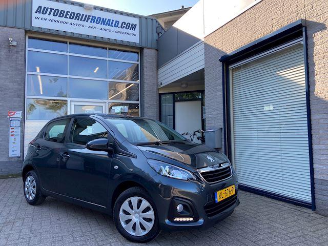 Peugeot 108 1.0 e-VTi Active NL.Auto/59Dkm/Airco/Elc.Pakket/5Deurs/1Ste Eigenaar