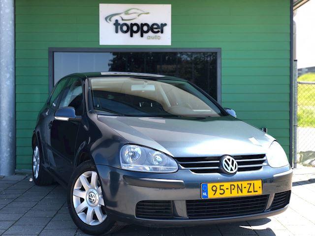 Volkswagen Golf 1.6 FSI Trendline / Nieuwe APK / Navi / Cruise /