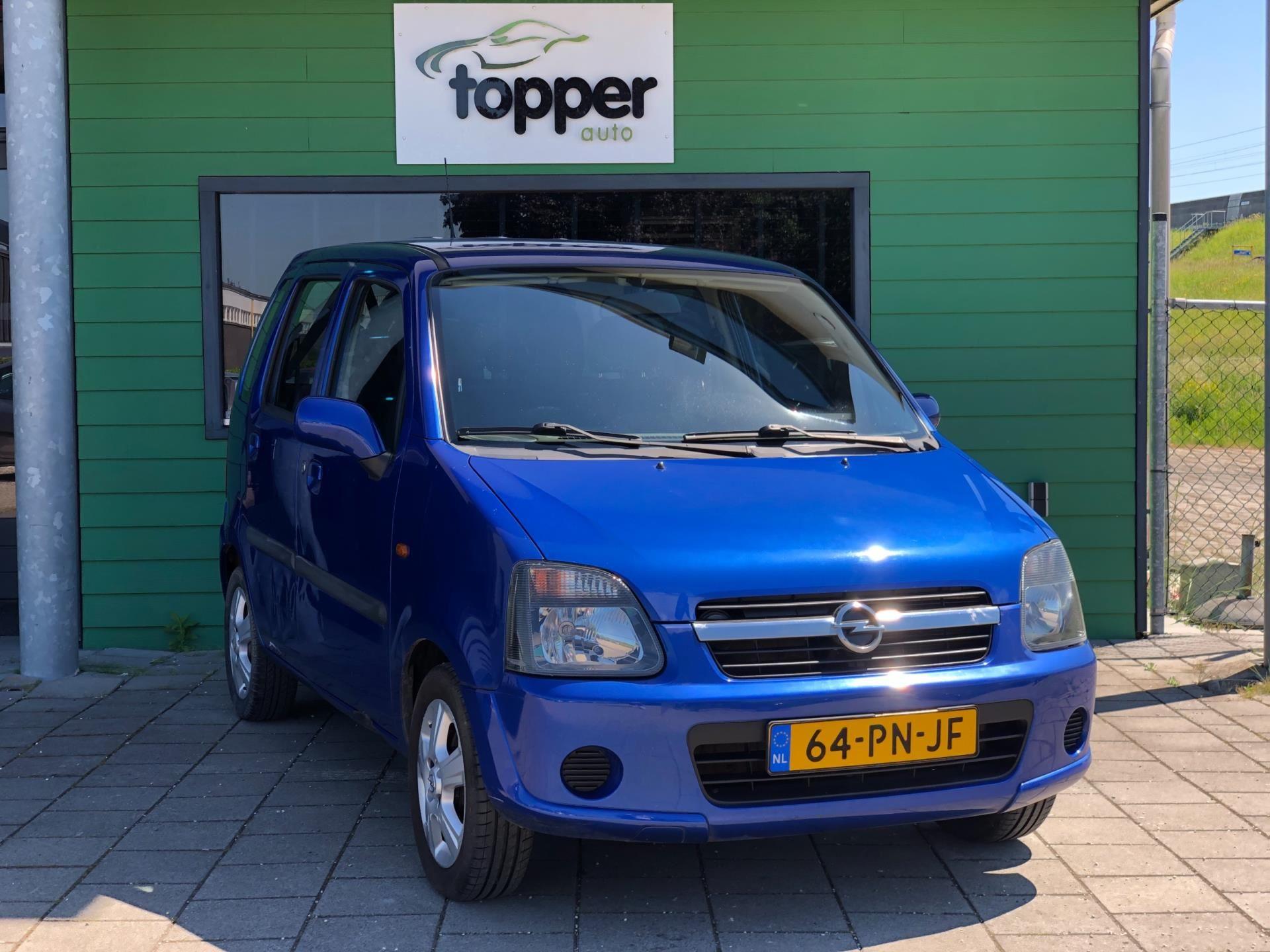 Opel Agila occasion - Topper Auto