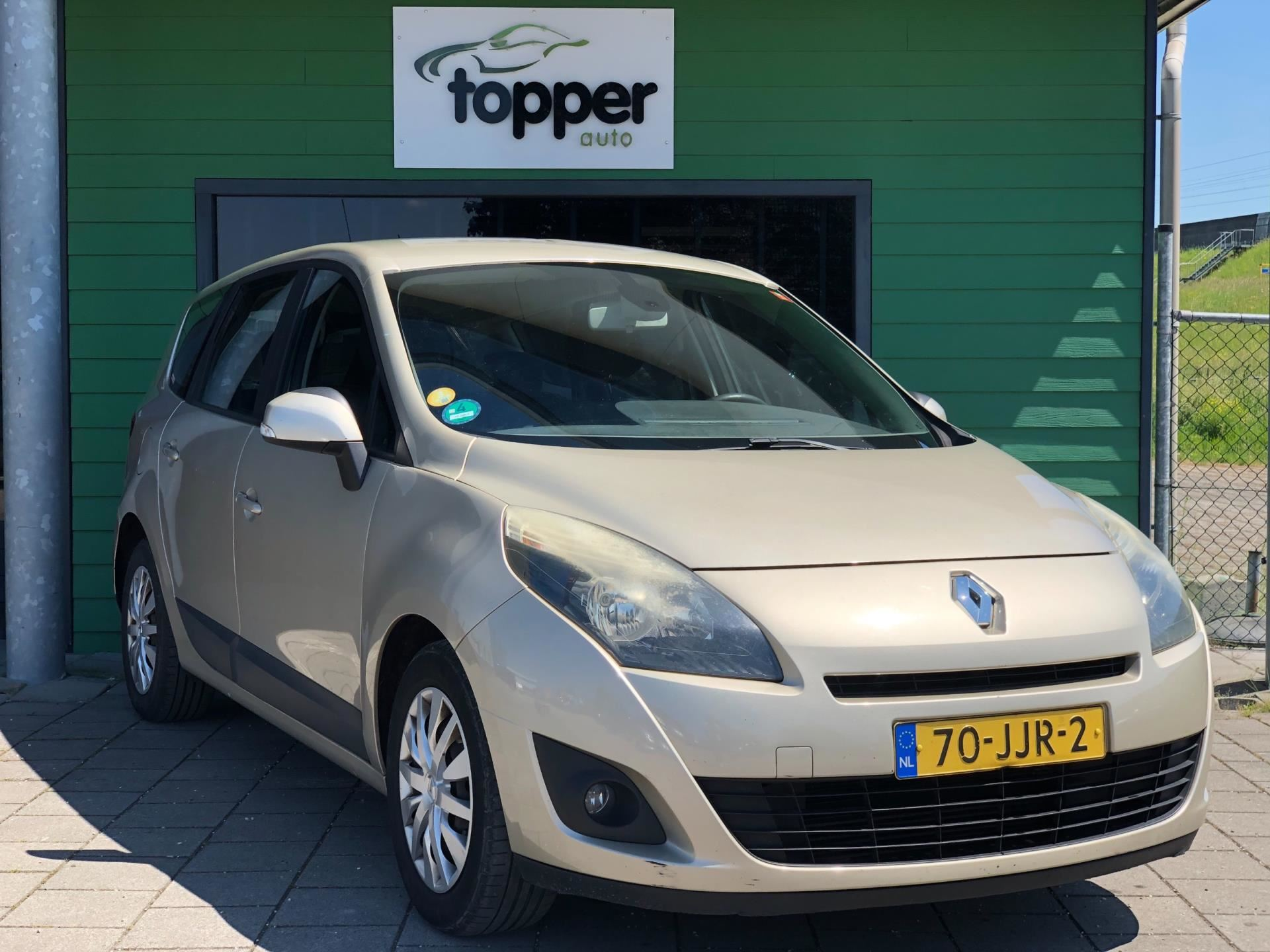 Renault Grand Scénic occasion - Topper Auto
