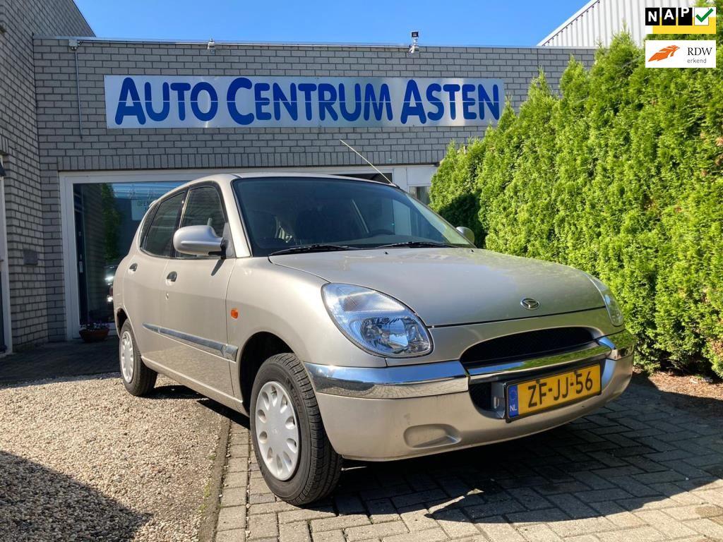 Daihatsu Sirion occasion - Auto Centrum Asten