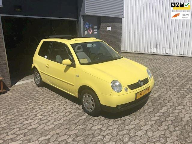 Volkswagen Lupo 1.4 Trendline !! OPEN DAK !!