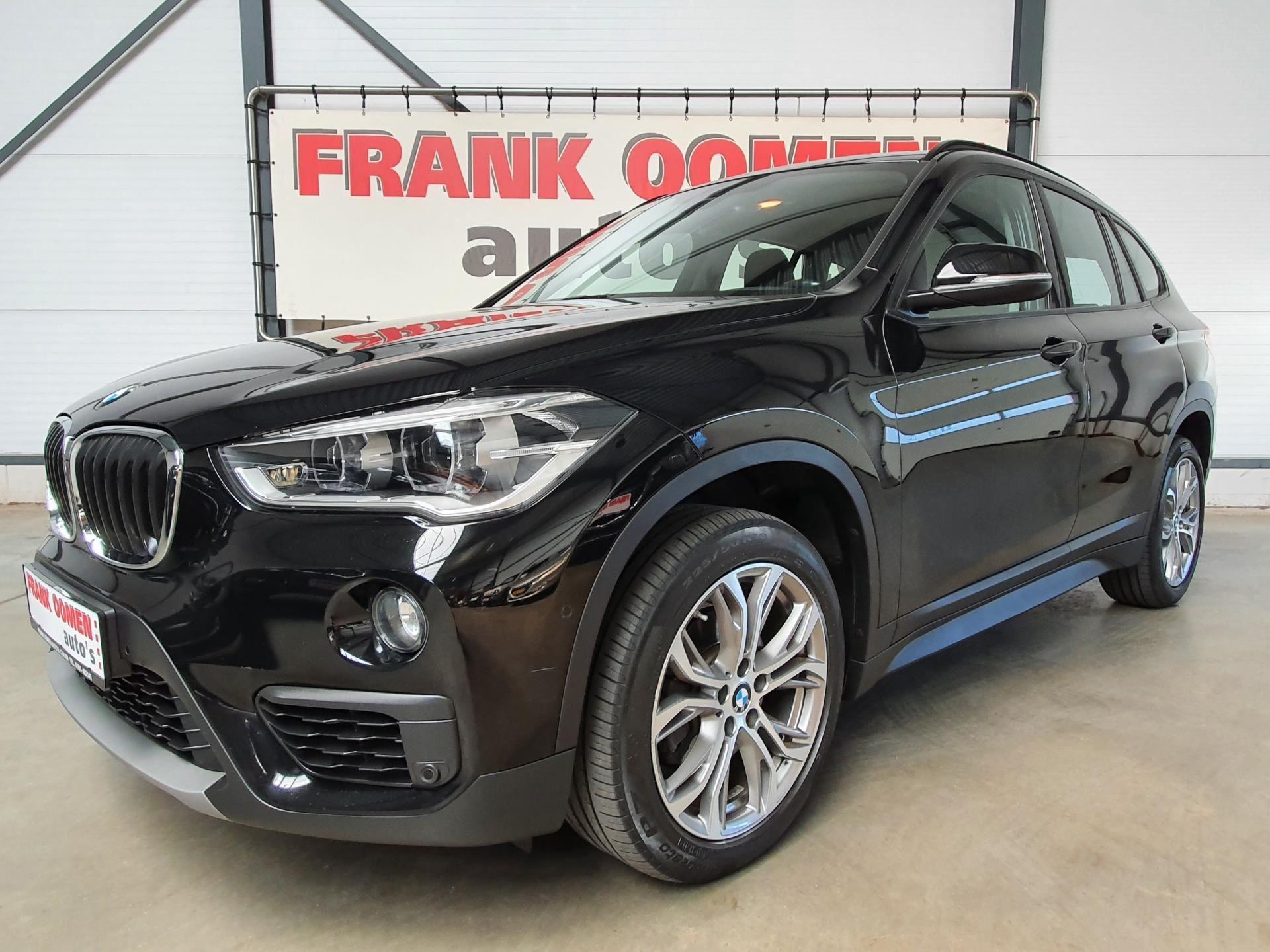 BMW X1 occasion - Frank Oomen Auto's B.V.