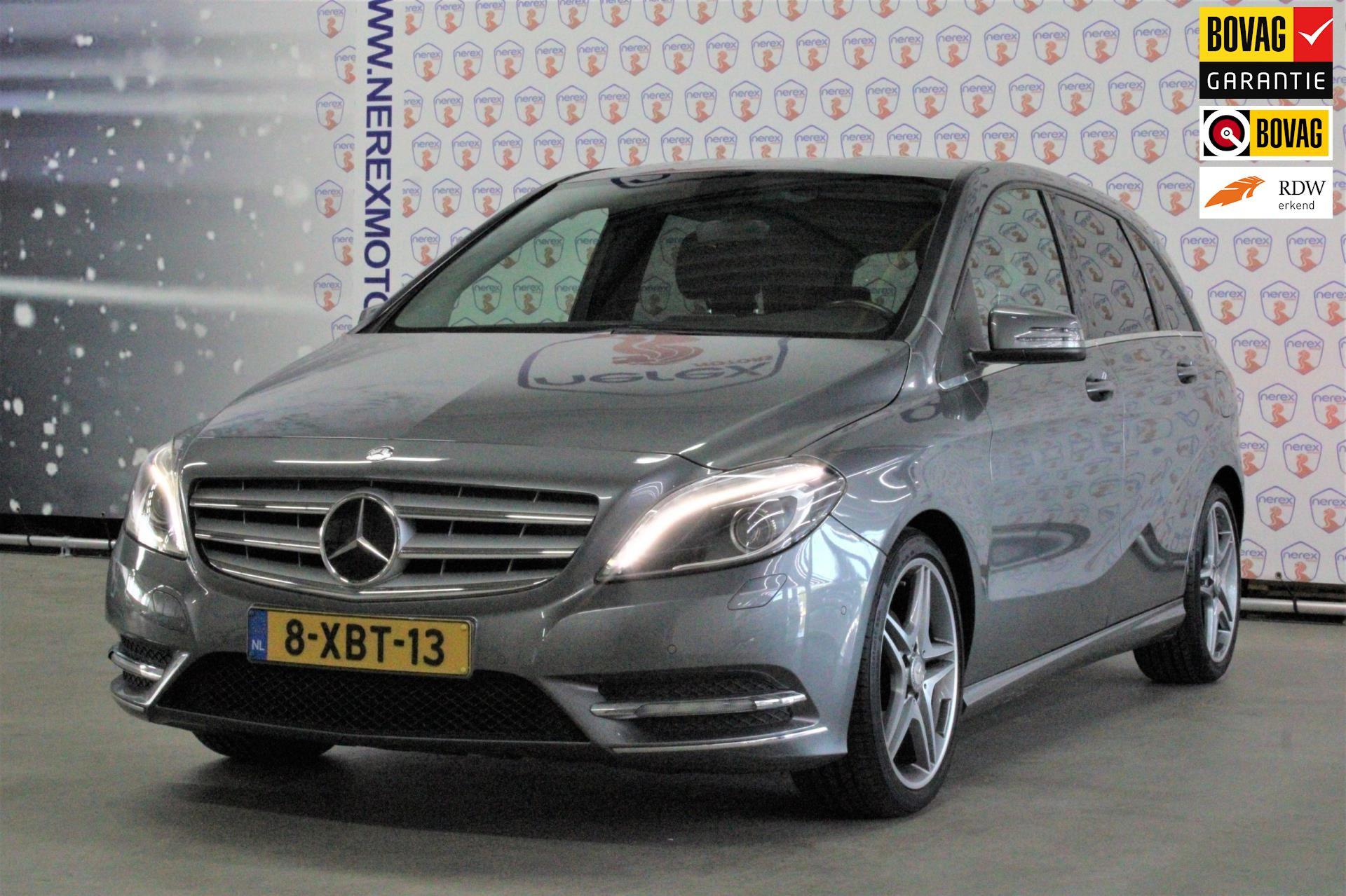 Mercedes-Benz B-klasse occasion - Nerex Motors B.V.