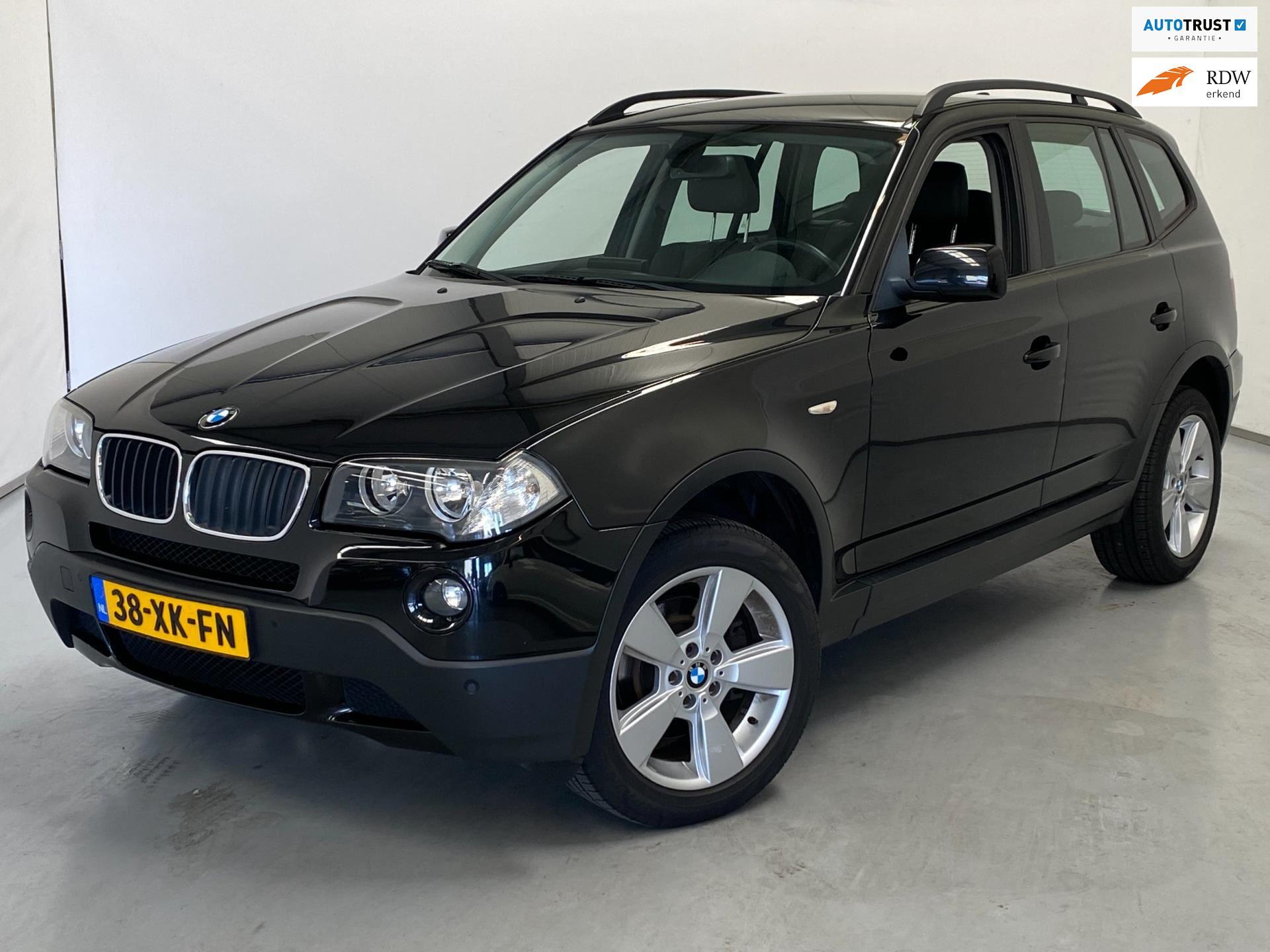 BMW X3 occasion - Van den Brink Auto's