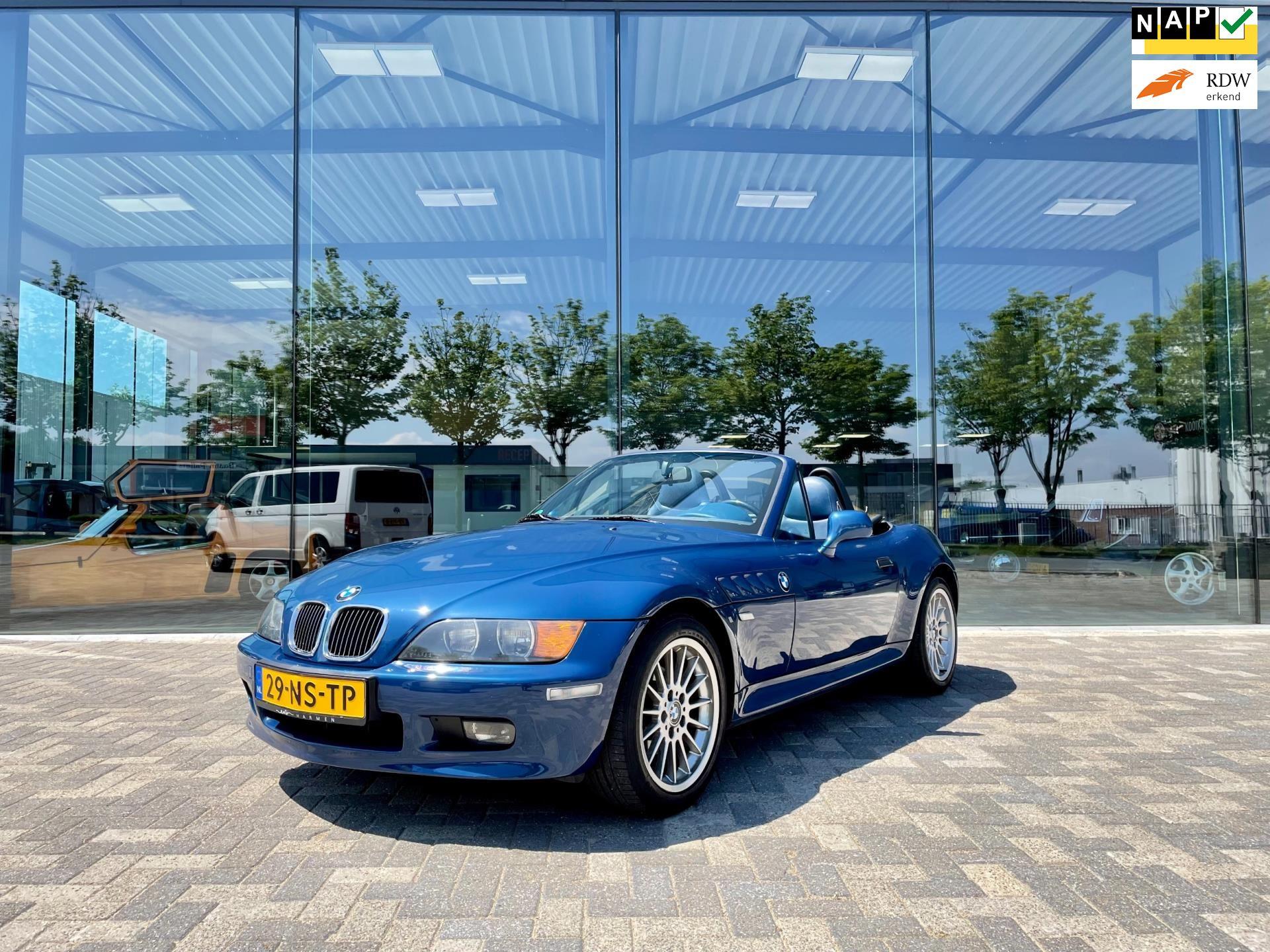BMW Z3 Roadster occasion - auto Harmen