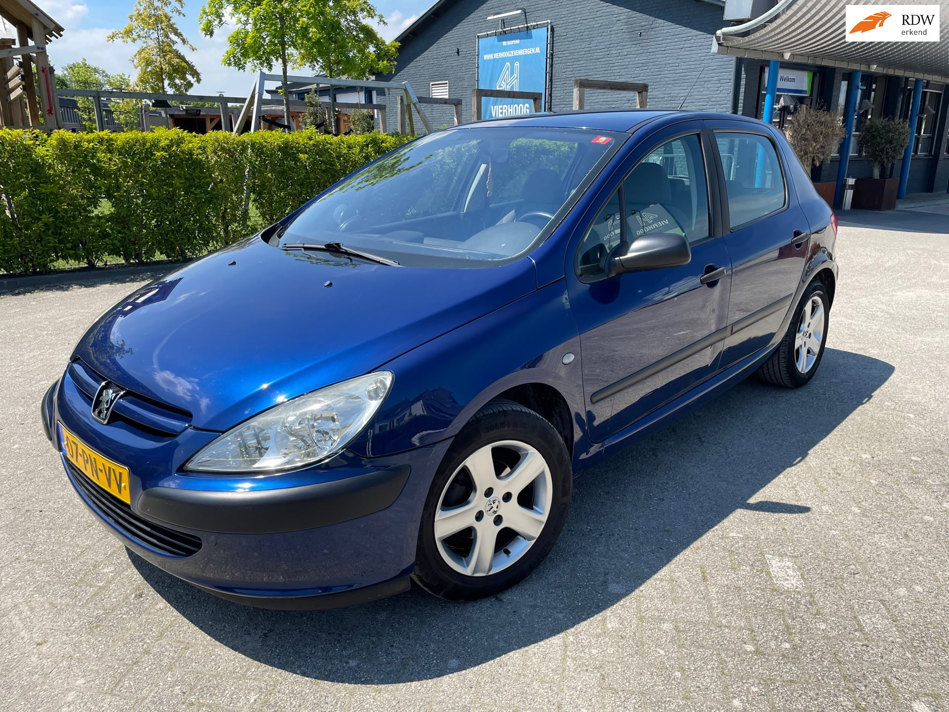 Peugeot 307 occasion - Limited Car